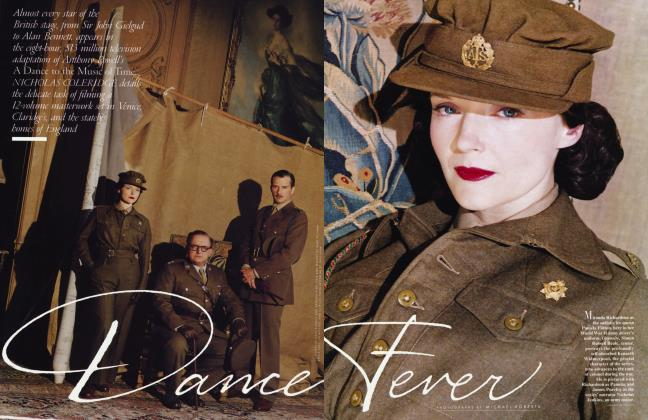 Article Preview: Dance Fever, October 1997 1997 | Vanity Fair