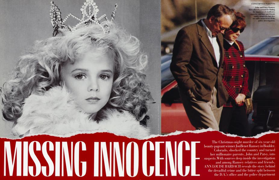 MISSING INNOCENCE