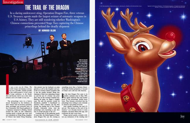 Article Preview: THE TRAIL OF THE DRAGON, December 1997 | Vanity Fair
