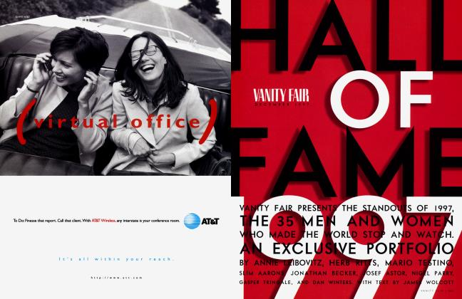 Article Preview: HALL OF FAME 1997, December 1997 1997 | Vanity Fair
