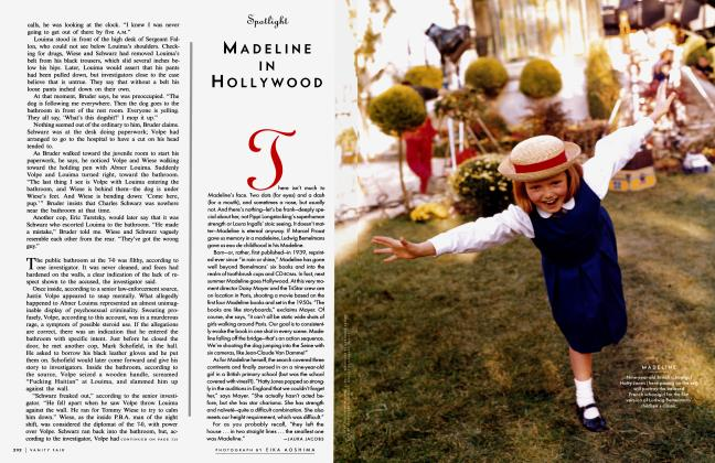 Article Preview: MADELINE IN HOLLYWOOD, December 1997 1997 | Vanity Fair