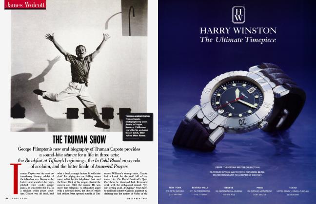 Article Preview: THE TRUMAN SHOW, December 1997 | Vanity Fair