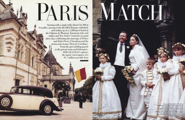 Article Preview: PARIS MATCH, January 1998 1998 | Vanity Fair