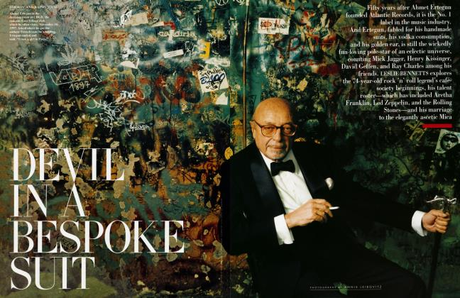Article Preview: DEVIL IN A BESPOKE SUIT, January 1998 1998 | Vanity Fair