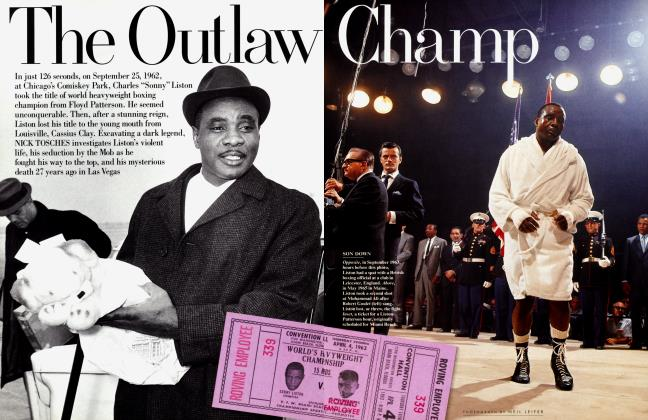 Article Preview: The Outlaw Champ, February 1998 | Vanity Fair
