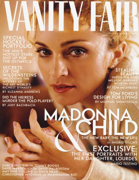 Issue: - March 1998 | Vanity Fair