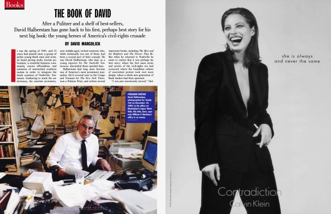 Article Preview: THE BOOK OF DAVID, March 1998 1998 | Vanity Fair