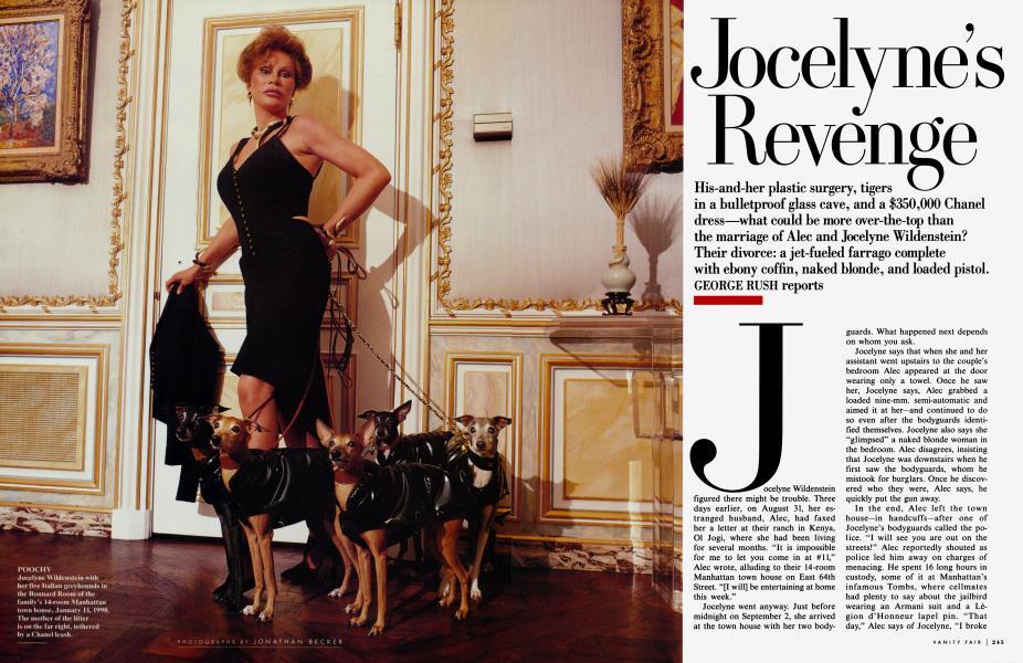 Jocelyne's Revenge