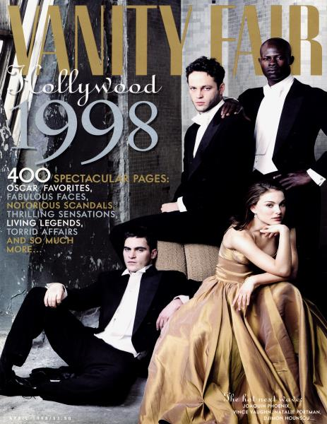 Issue: - April 1998 | Vanity Fair