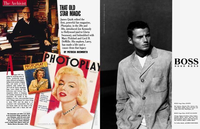 Article Preview: THAT OLD STAR MAGIC, April 1998 1998   Vanity Fair