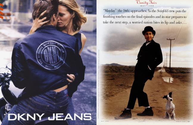Article Preview: ...So What's to Become of our Jerry?, May 1998 1998 | Vanity Fair