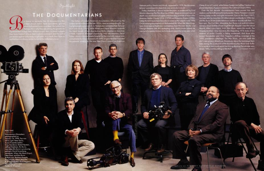 THE DOCUMENTARIANS