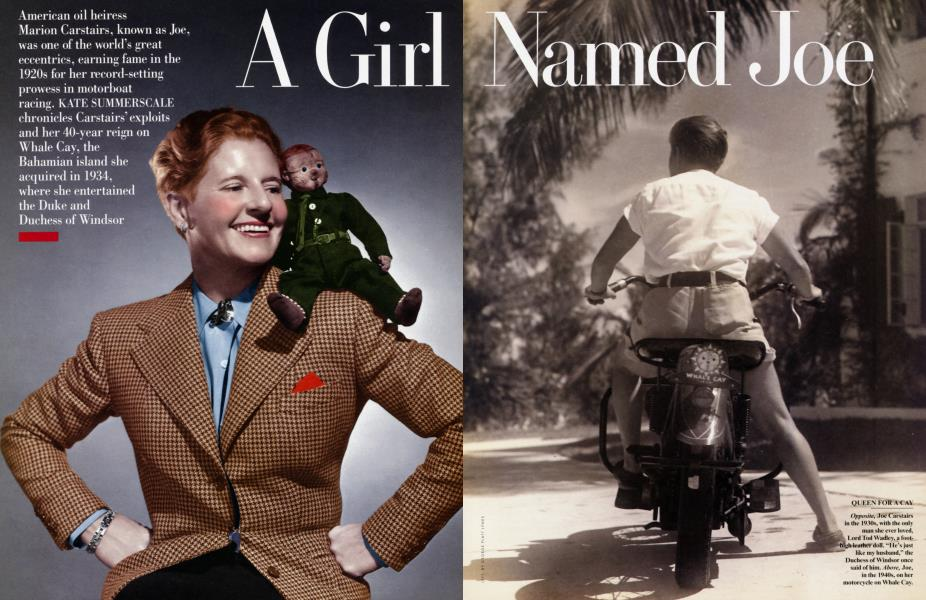A Girl Named Joe