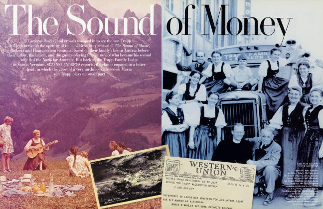 Article Preview: The Sound of Money, June 1998 1998 | Vanity Fair
