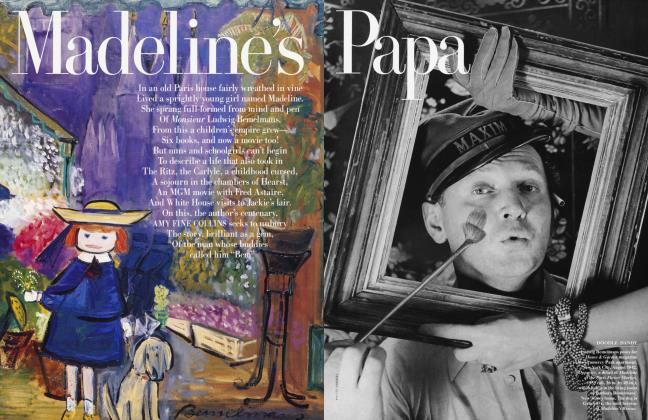 Article Preview: Madeline's Papa, July 1998 | Vanity Fair