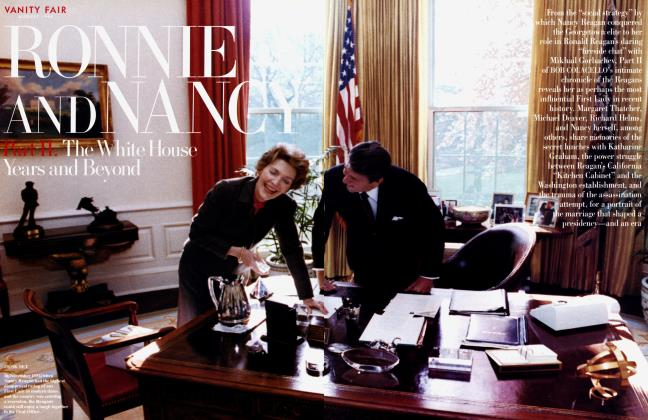 RONNIE AND NANCY Part II: The White House Years and Beyond