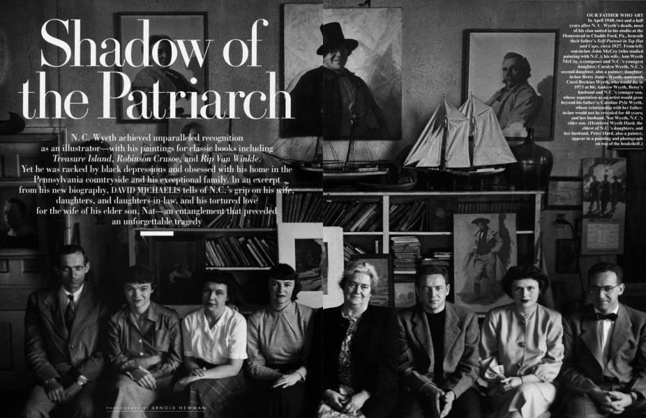 Shadow of the Patriarch