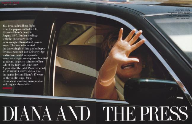 Article Preview: DIANA AND THE PRESS, September 1998 1998 | Vanity Fair