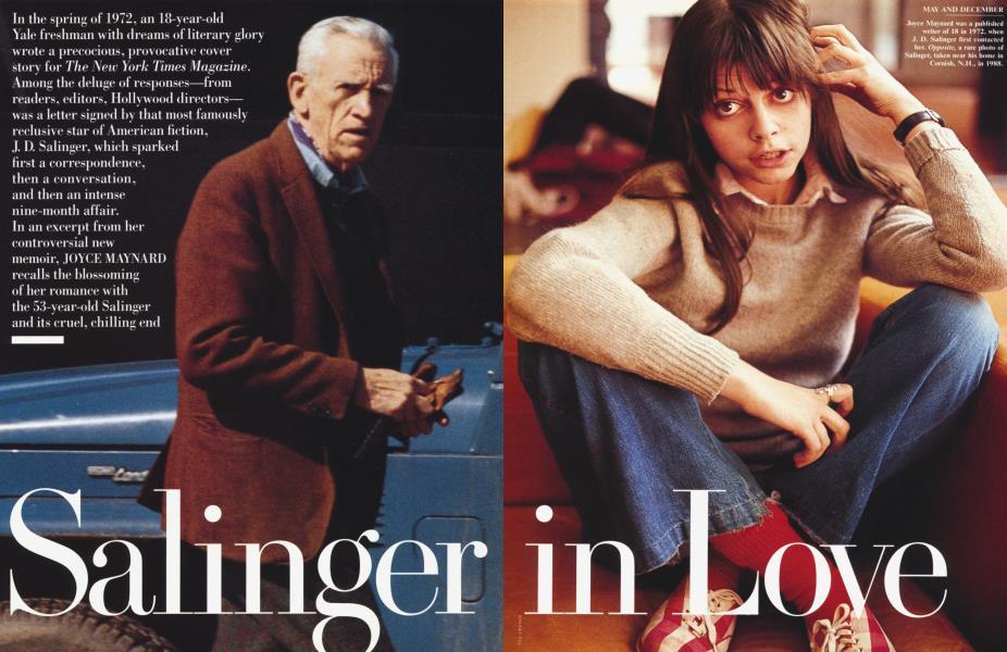 Salinger in Love