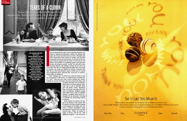 Article Preview: TEARS OF A CLOWN, October 1998 1998 | Vanity Fair