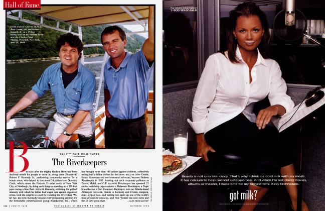 Article Preview: The Riverkeepers, October 1998 1998 | Vanity Fair