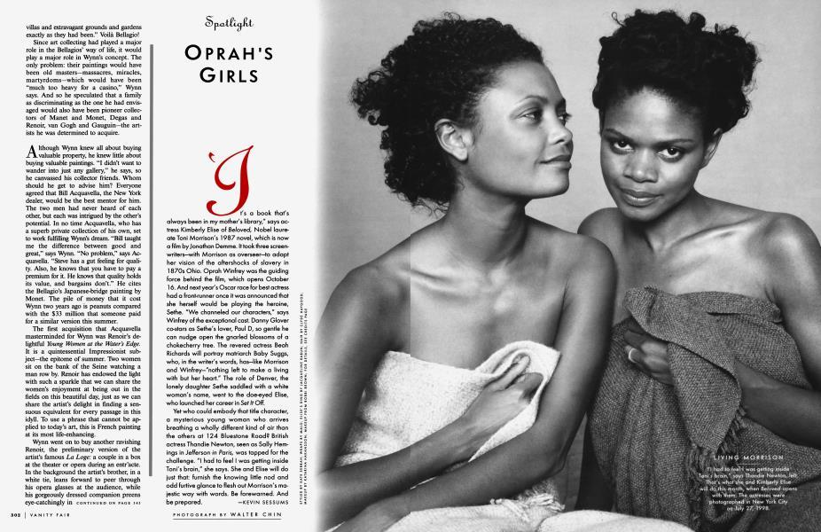 OPRAH'S GIRLS