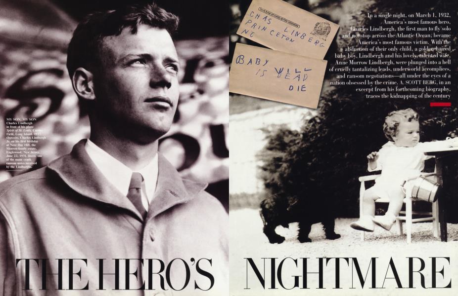 THE HERO'S NIGHTMARE