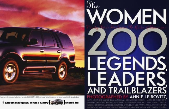 The WOMEN 200 LEGENDS, LEADERS, AND TRAILBLAZERS'