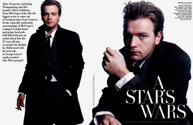 Article Preview: A STAR'S WARS, December 1998 1998 | Vanity Fair