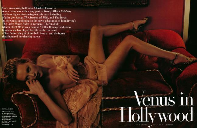 Article Preview: Venus in Hollywood, January 1999 1999 | Vanity Fair