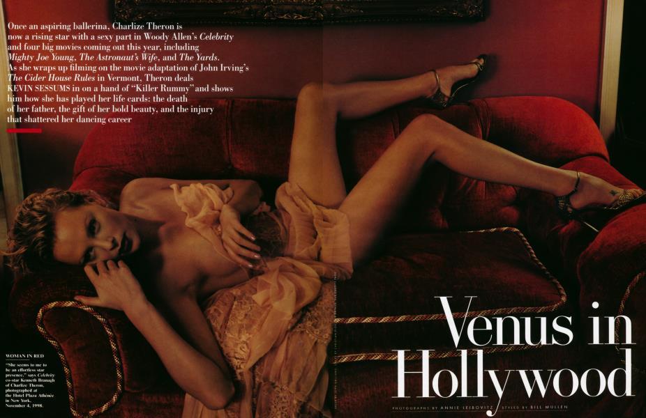 Venus in Hollywood