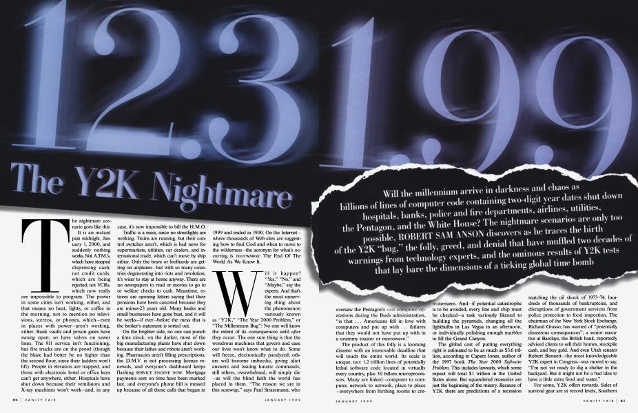 12.31.99 The Y2K Nightmare