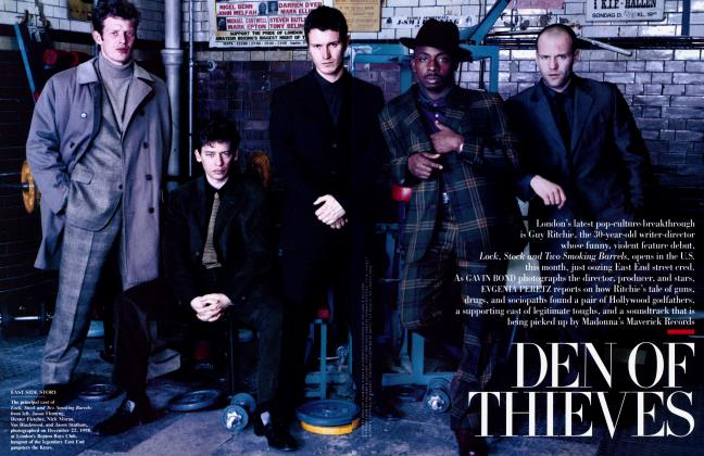 Article Preview: DEN OF THIEVES, March 1999 1999 | Vanity Fair