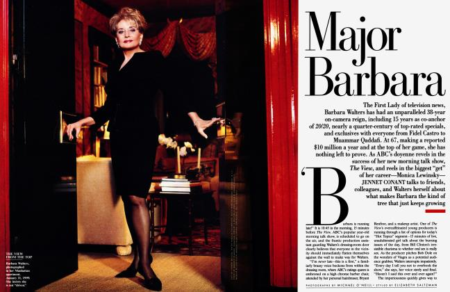 Article Preview: Major Barbara, March 1999 1999 | Vanity Fair