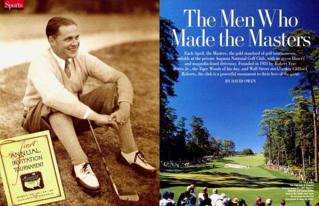 Article Preview: The Men Who Made the Mastas, March 1999 1999 | Vanity Fair