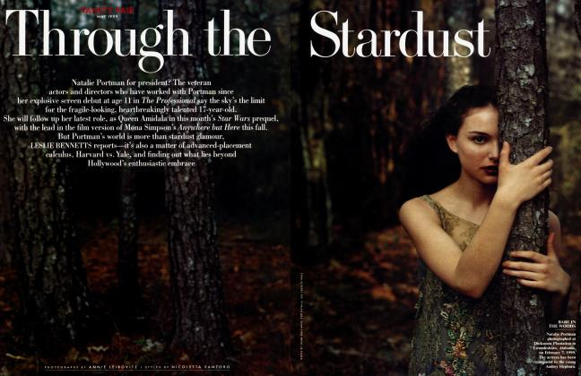 Article Preview: Through the Stardust, May 1999 1999 | Vanity Fair