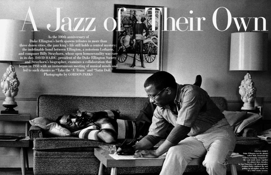 A Jazz of Their Own