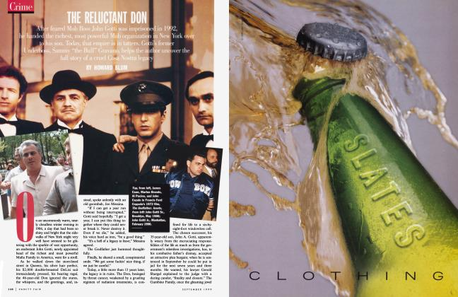 Article Preview: THE RELUCTANT DON, September 1999 1999 | Vanity Fair
