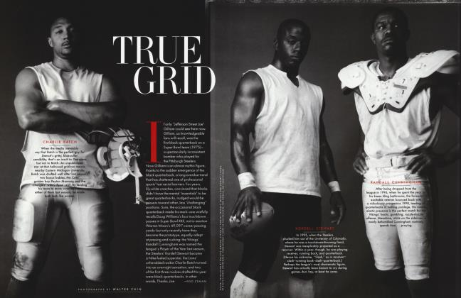 Article Preview: TRUE GRID, October 1999 1999 | Vanity Fair