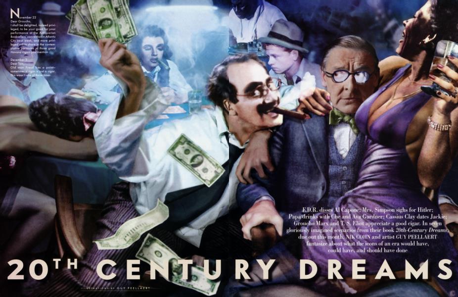 20TH CENTU RY DREAMS