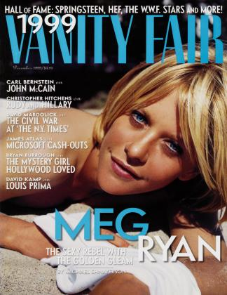 Cover for the December 1999 issue