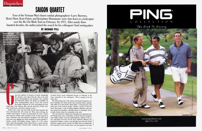 Article Preview: SAIGON QUARTET, December 1999   Vanity Fair