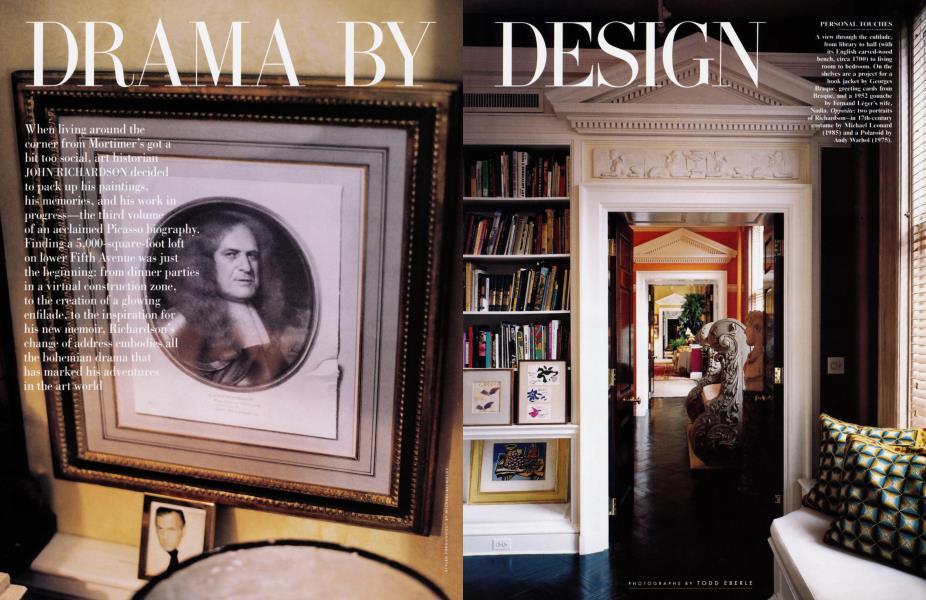 DRAMA BY DESIGN