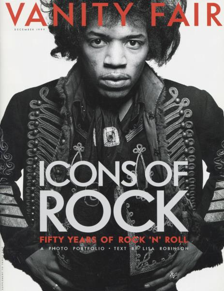 Issue: - Icons of Rock 1999 | Vanity Fair
