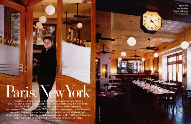 Article Preview: Paris, New York, January 2000 2000 | Vanity Fair