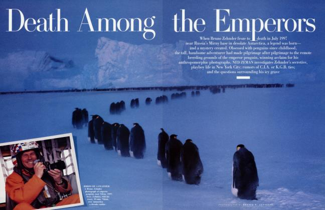 Death Among the Emperors