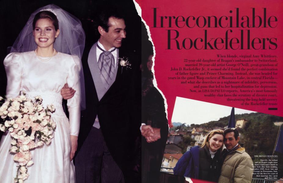 Irreconcilable Rockefellers