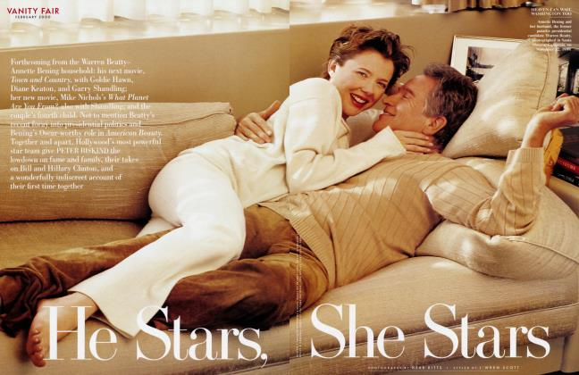 Article Preview: He Stars, She Stars, February 2000 | Vanity Fair