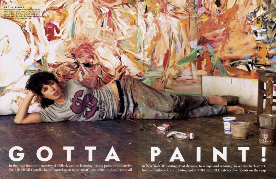 GOTTA PAINT!