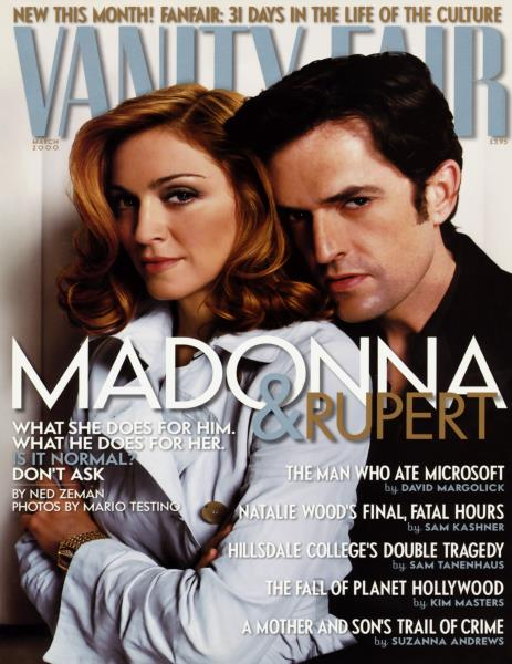 Issue: - March 2000   Vanity Fair